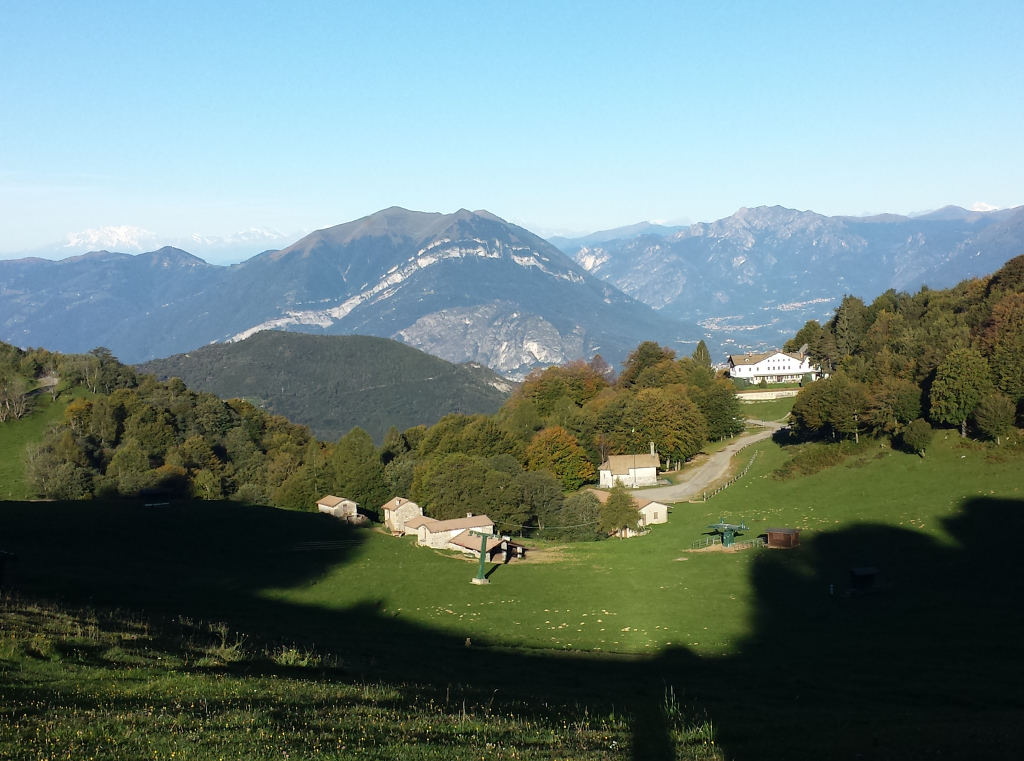 Dal Cainallo alla vetta del Monte Croce