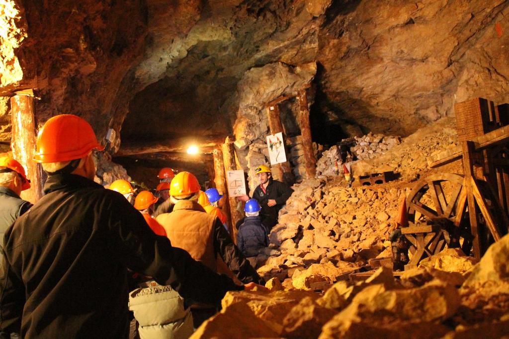 Antiche Miniere Pian dei Resinelli