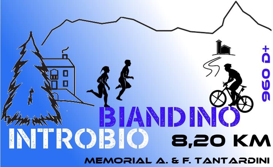 Gara podistica Introbio-Biandino