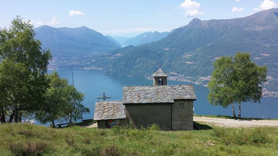 Alpe Camaggiore ~ Lago di Como e Valsassina