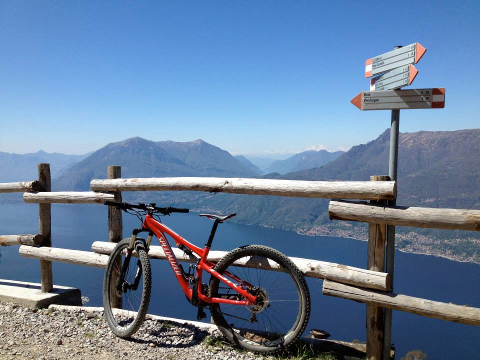 By MTB from Bellano along the trails of the Muggiasca