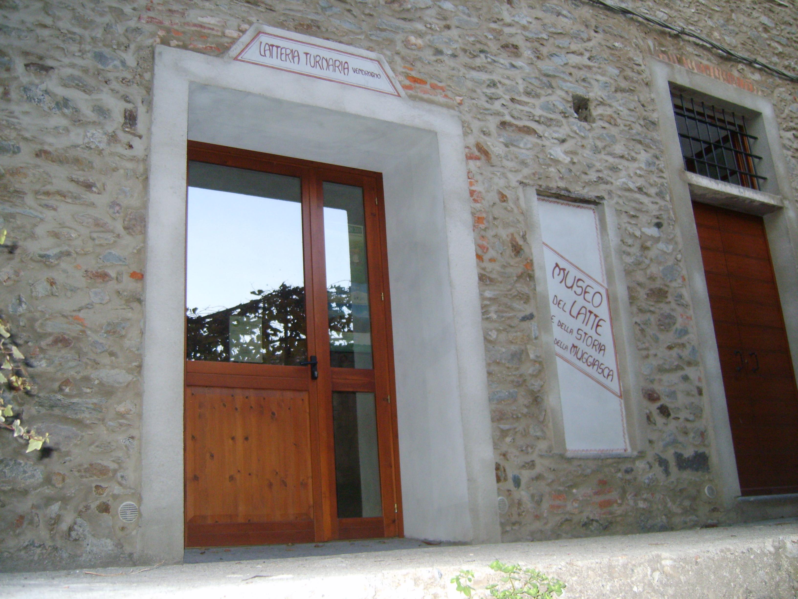 MUU Museo del Latte e della storia della Muggiasca