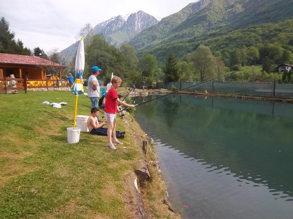 Lago Pules Pesca Sportiva