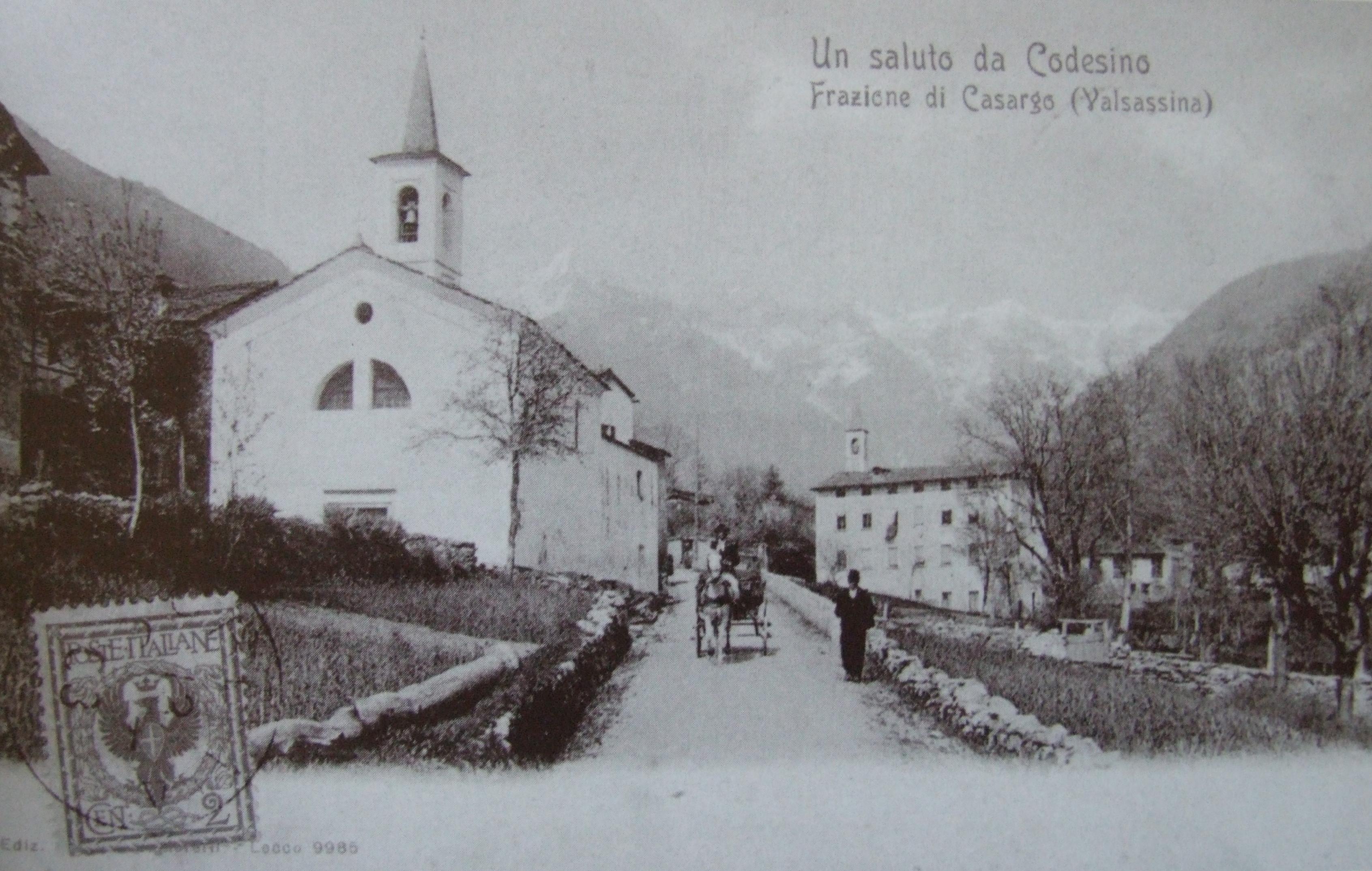 Festa di San Giacomo a Casargo