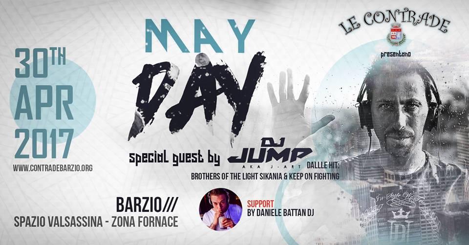 May Day a Barzio