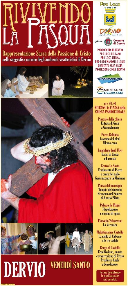 Rivivendo la Pasqua a Dervio