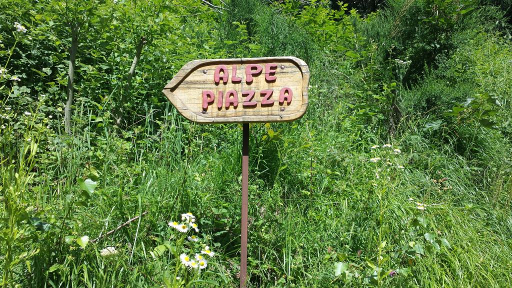 From Crandola to Alpe Piazza