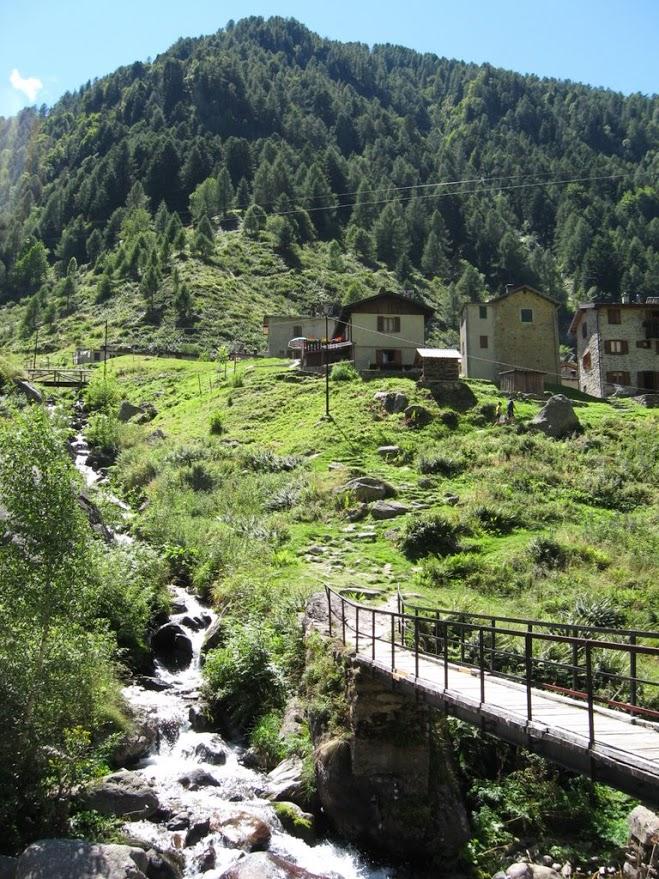 From Premana discovering Valle dei Forni