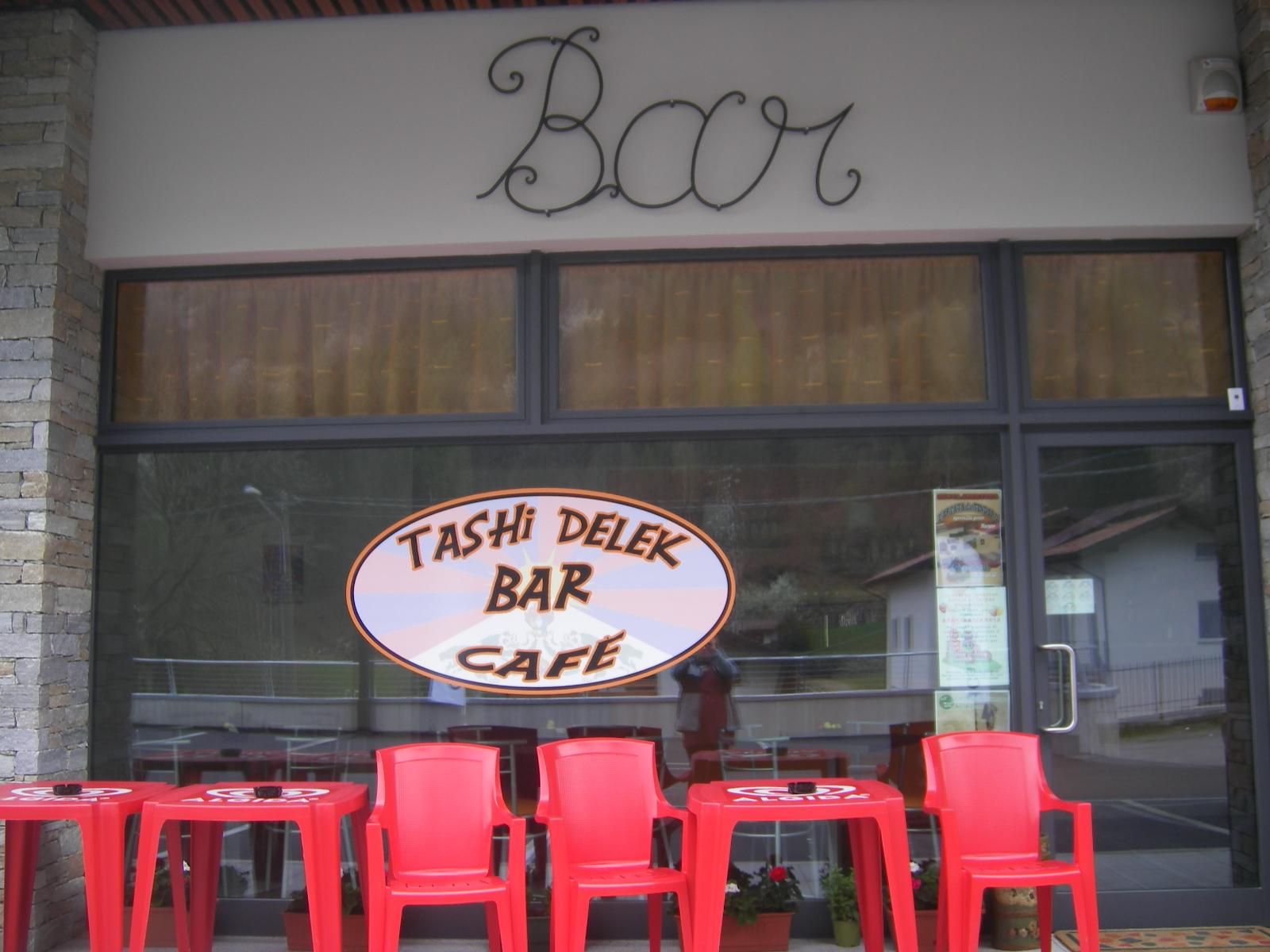 Tashi Delek Cafè