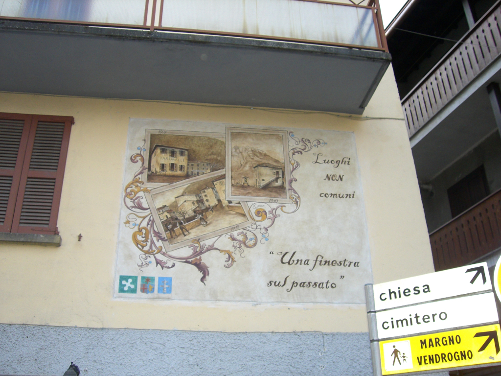 Taceno Frescoes