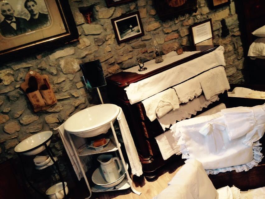 House Museum in Moggio Parish