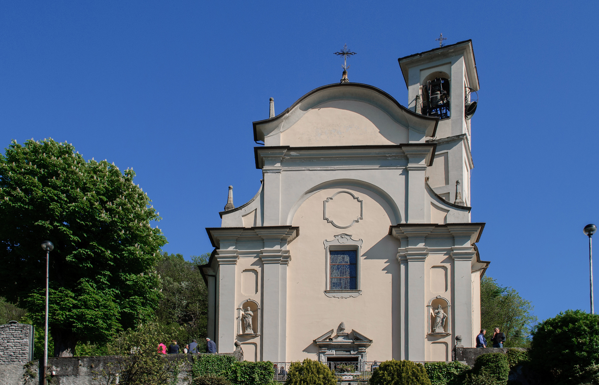 Santuario della Madonna delle Lacrime di Lezzeno