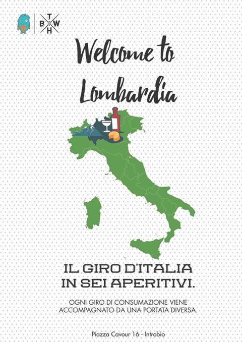 Giro d'Italia in sei aperitivi alla The Brew House