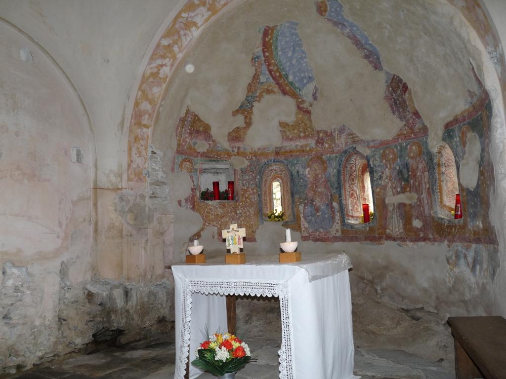 Chiesetta di santa margherita lago di como e valsassina for Piani di piccola fattoria avvolgono portico