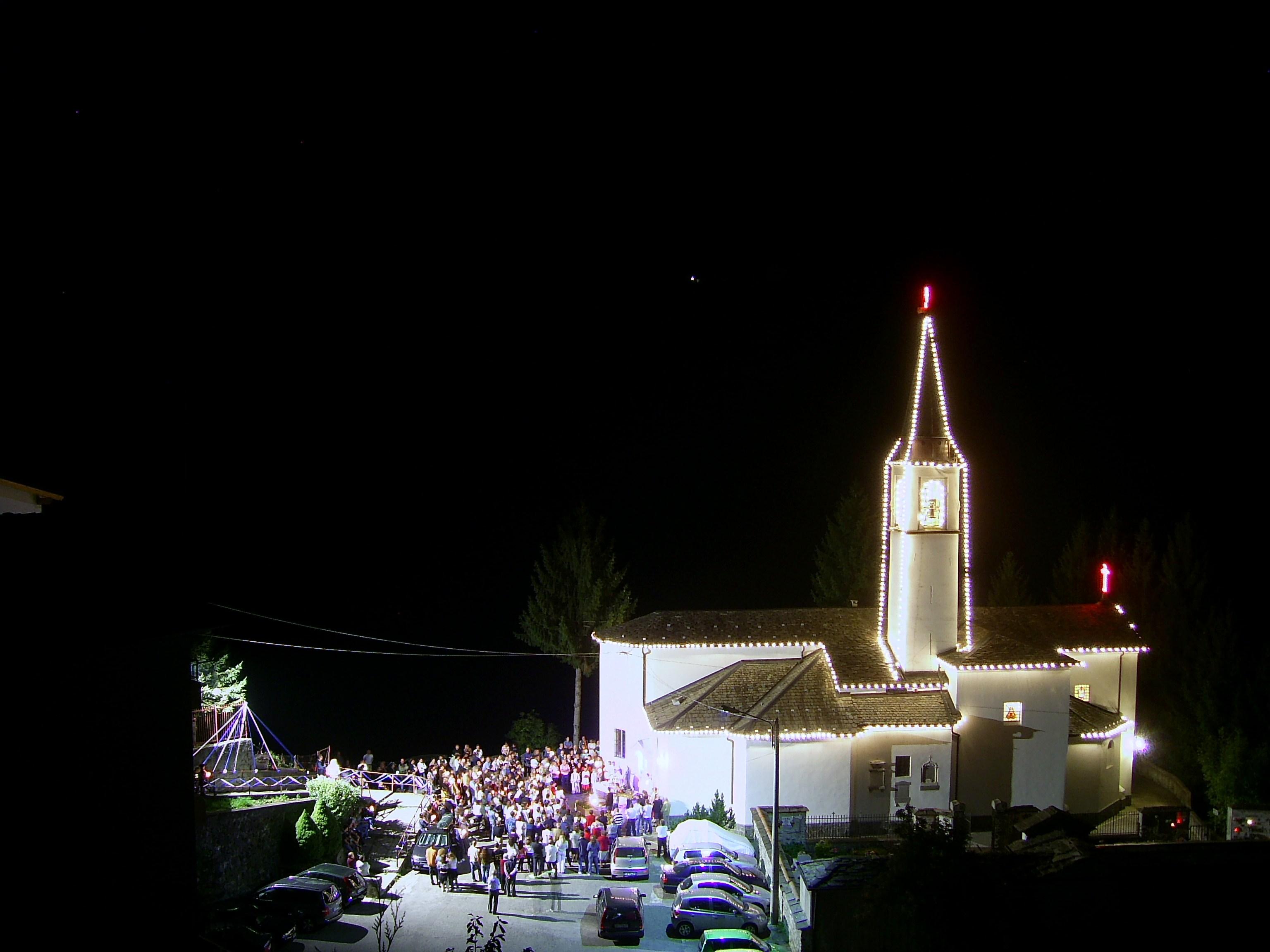 Festa della Madonna Addolorata a Pagnona