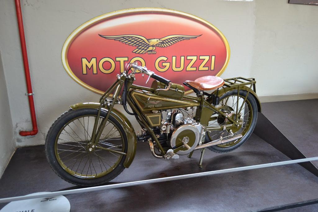 Museo della Moto Guzzi