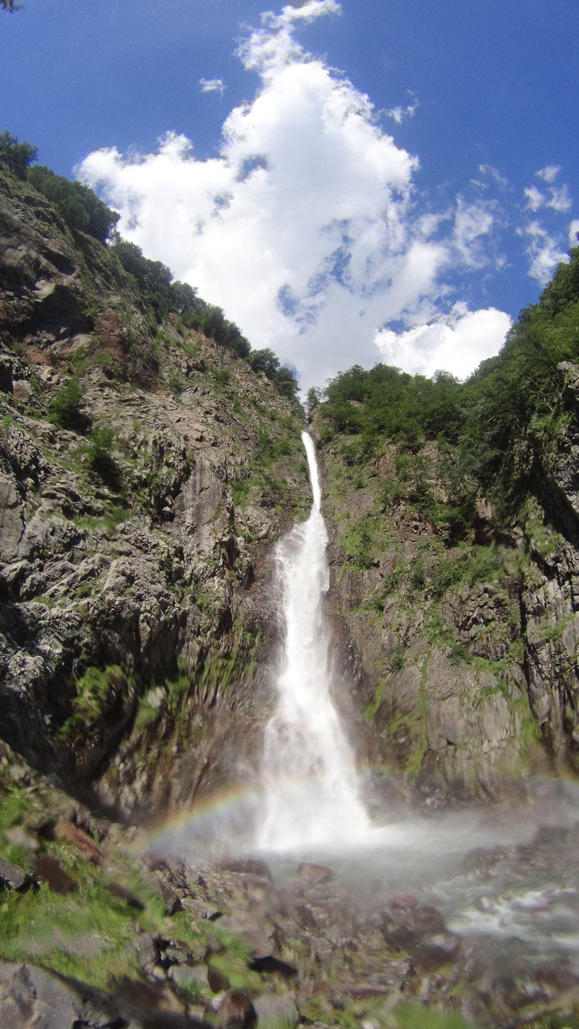Troggia Waterfall
