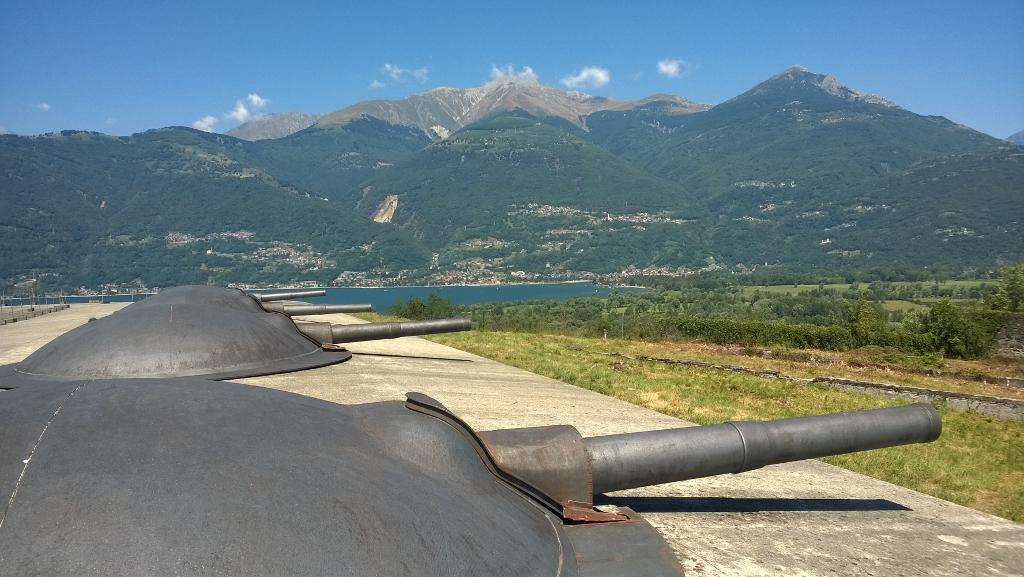Montecchio North Fort