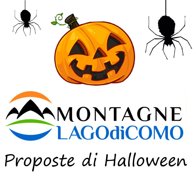 Halloween sulle Montagne del Lago di Como