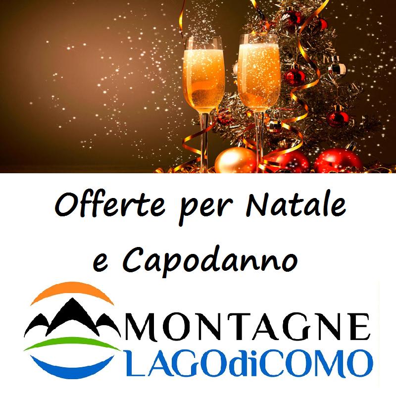 Natale e Capodanno 2018 sulle Montagne del Lago di Como