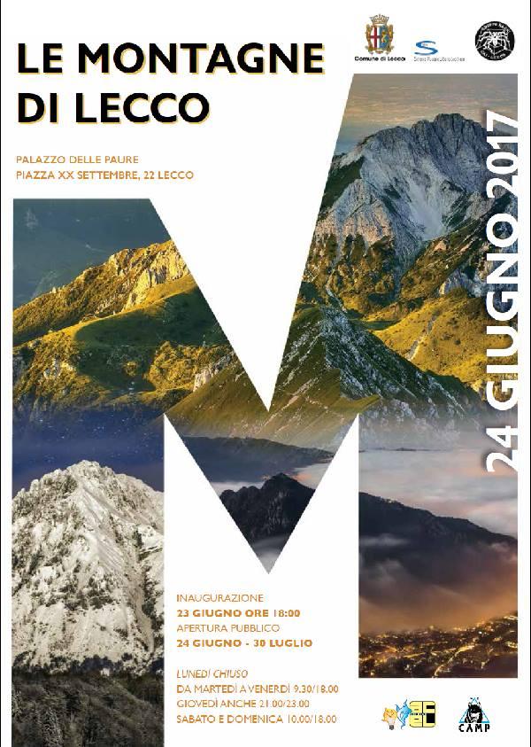 Mostra Le Montagne di Lecco