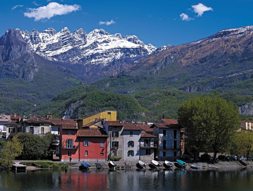Camminata Manzoniana a Lecco