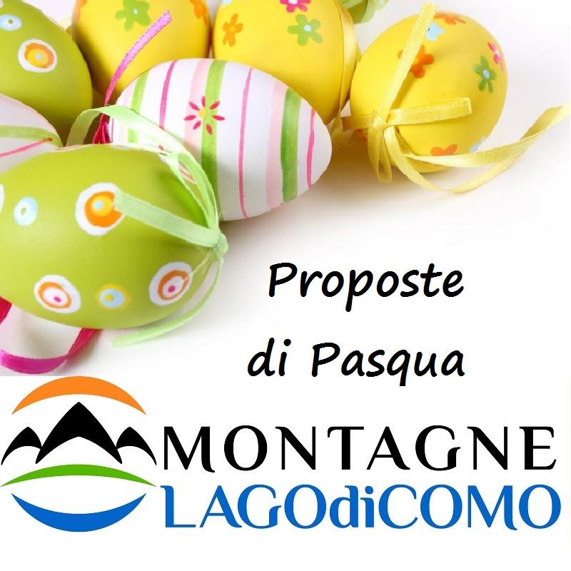 Proposte di Pasqua e Pasquetta sulle Montagne Lago di Como