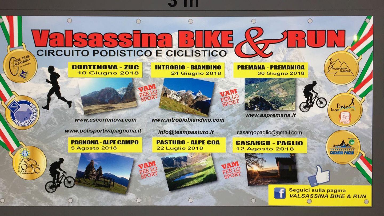 Circuito Valsassina Bike & Run