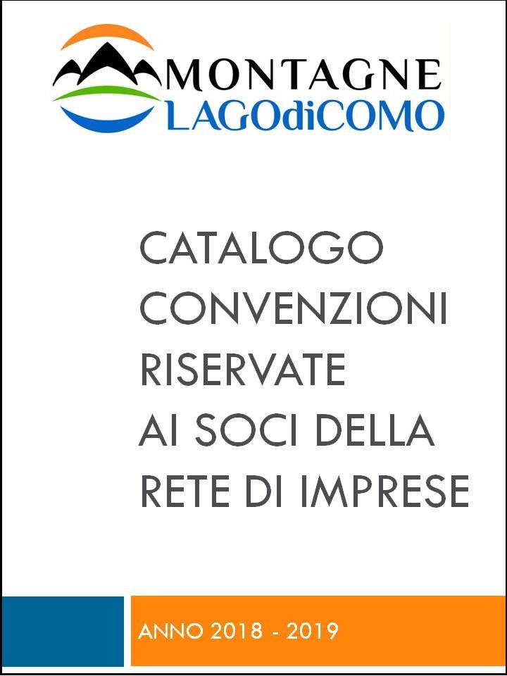 Pubblicato il catalogo Convenzioni per i Soci 2018-2019
