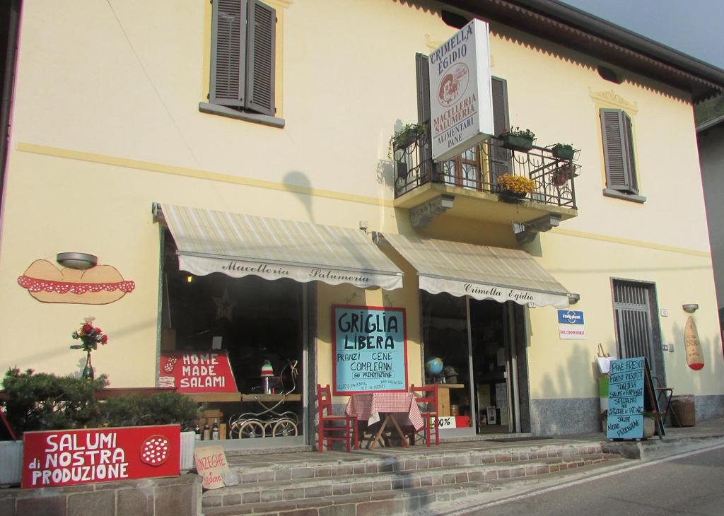 Macelleria Salumeria Crimella Egidio