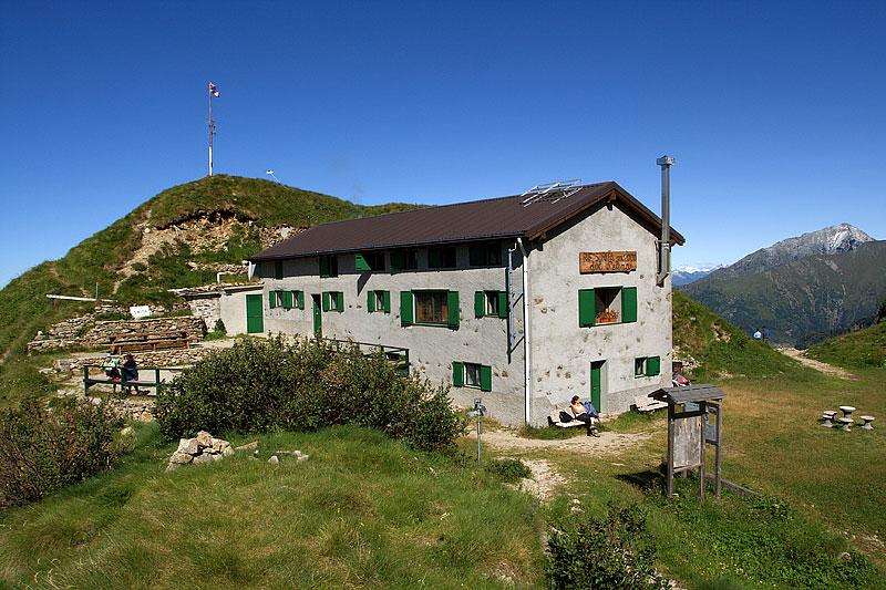 Rifugio Santa Rita