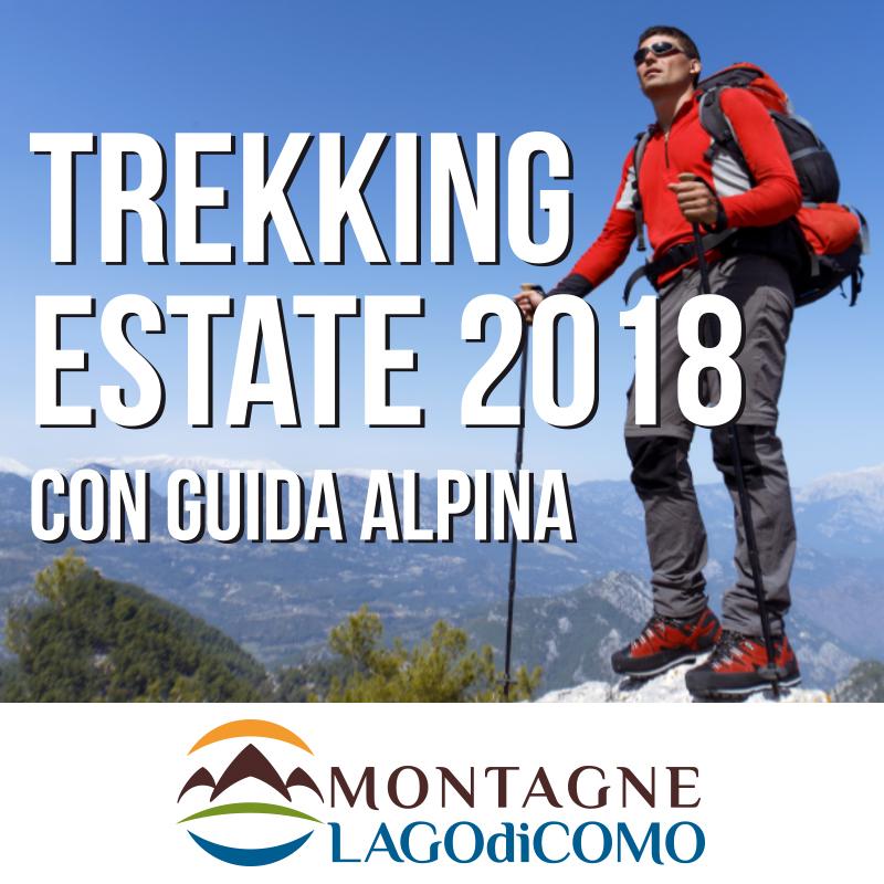 Prenotazione trekking con guida