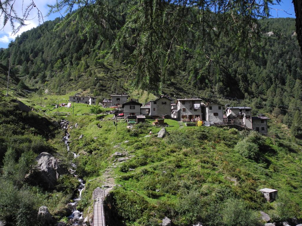 Entdeckungstour der Almen von Premana