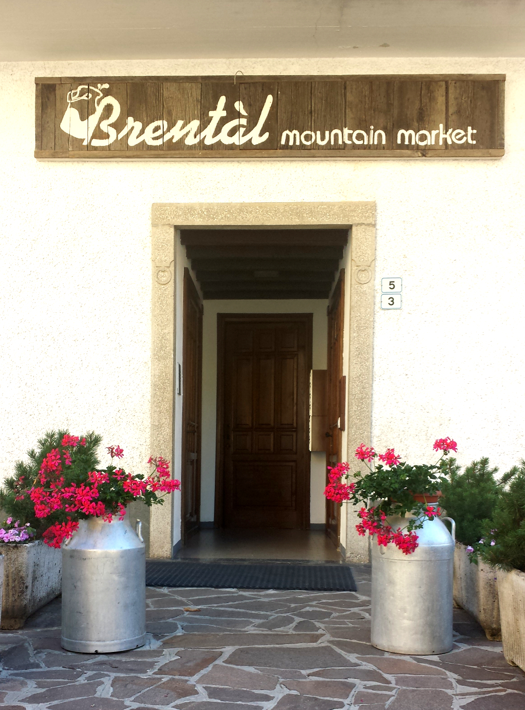 Brental mountain market