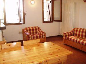 Appartamento bilocale 4 posti letto a Cassina Valsassina - RIF via del Giardino App.1