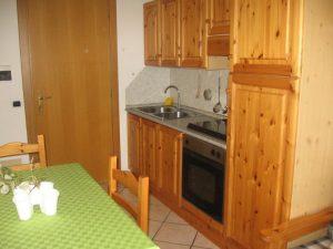 Appartamento bilocale 4 posti letto a Margno - RIF Casa Pista
