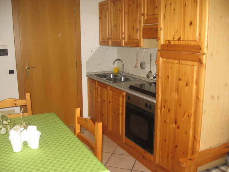 Appartamento bilocale 4 posti letto a Margno – RIF Casa Pista