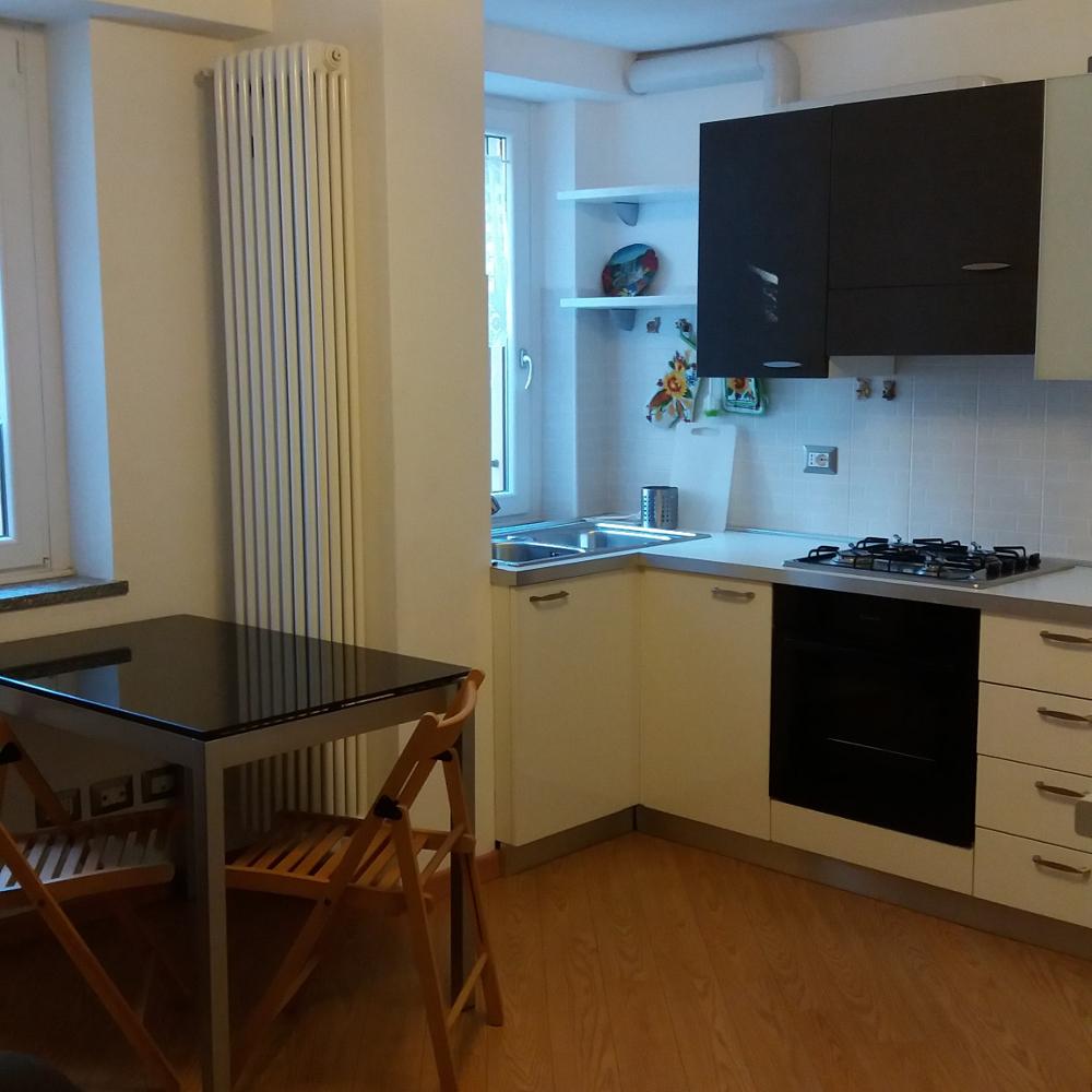 Appartamento trilocale 4 posti letto a Moggio – RIF Seller