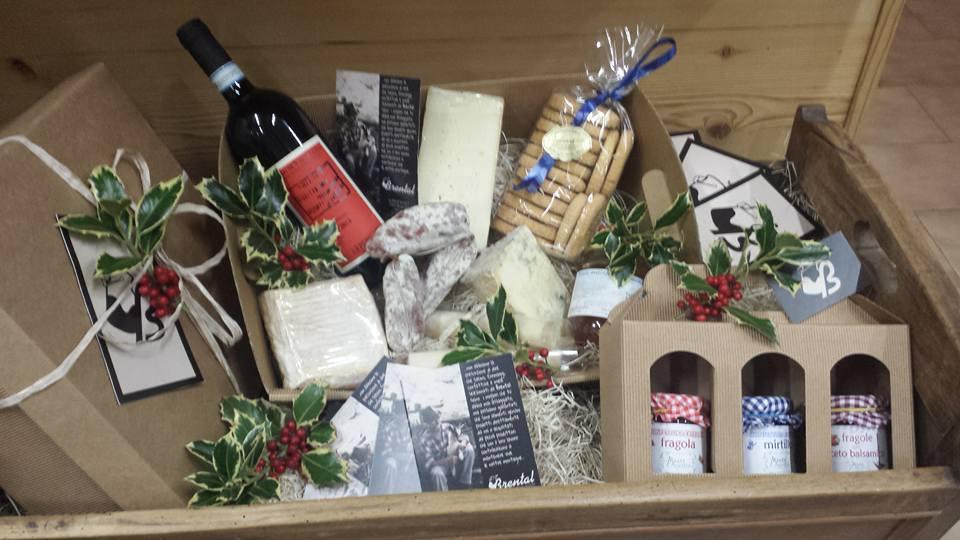 Confezioni natalizie al Brental Mountain Market