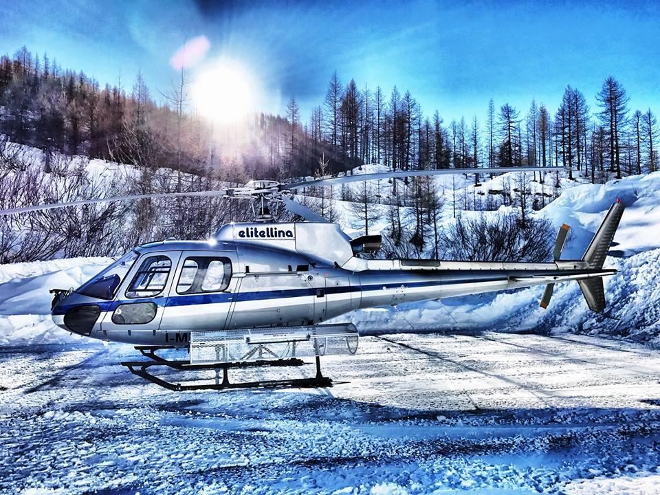 Elitellina trasporti aerei con elicottero
