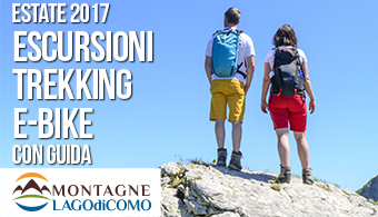 Prenotazioni trekking e e-bike
