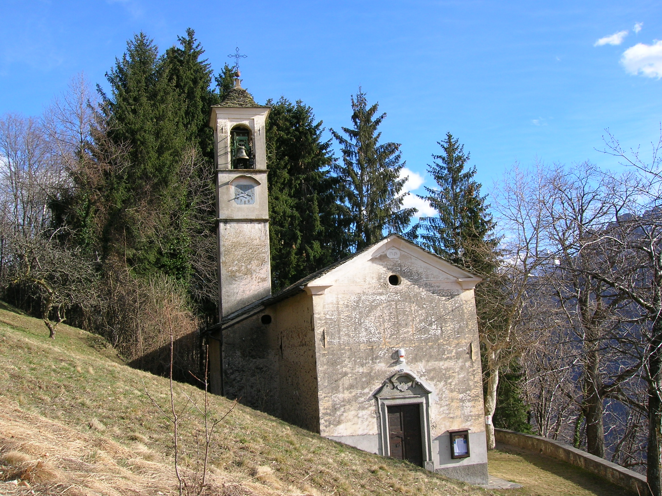 13 Churces in Vendrogno