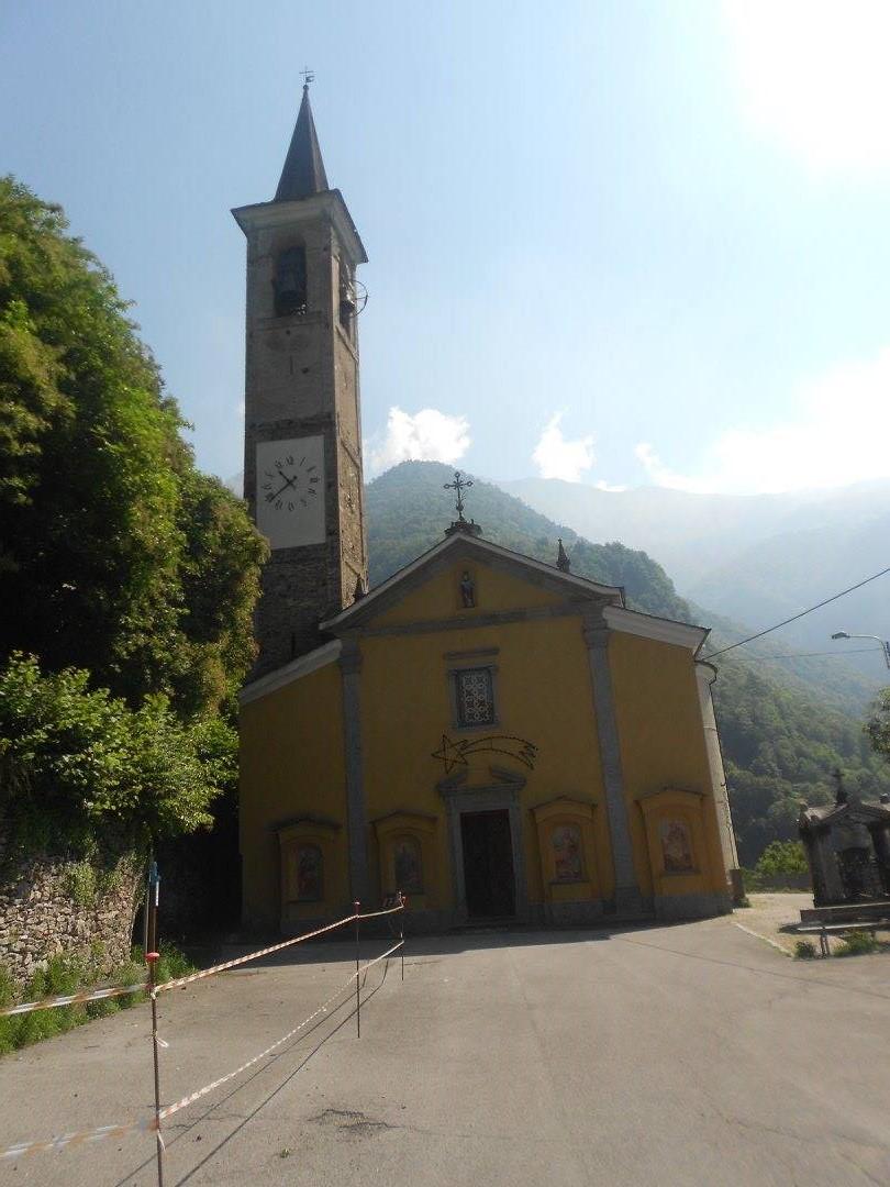 Chiesa di Sant'Agata a Tremenico
