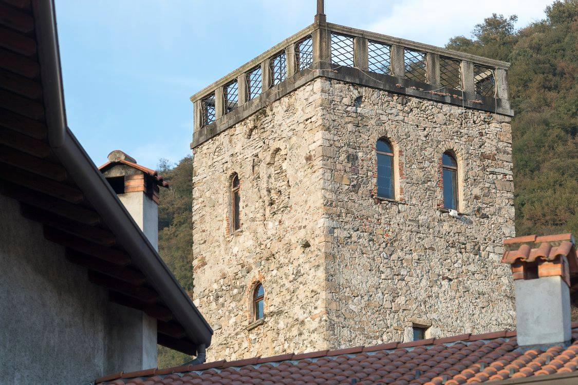 Tower of Barbarossa in Maggiana