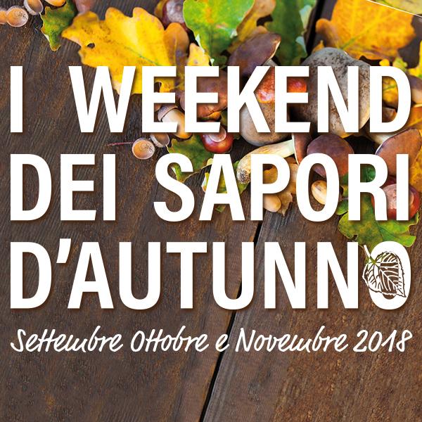 I Weekend dei Sapori d' Autunno sulle Montagne del Lago di Como