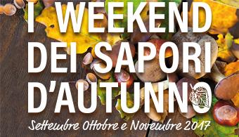 Scopri i menù dei Weekend dei Sapori