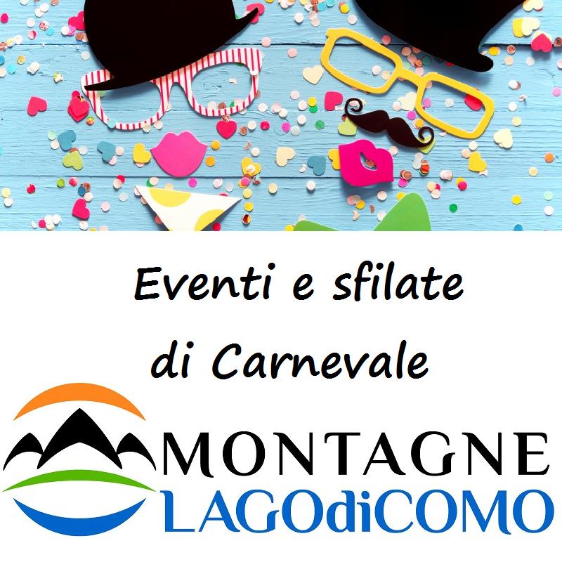 Carnevale 2018 sulle Montagne Lago di Como