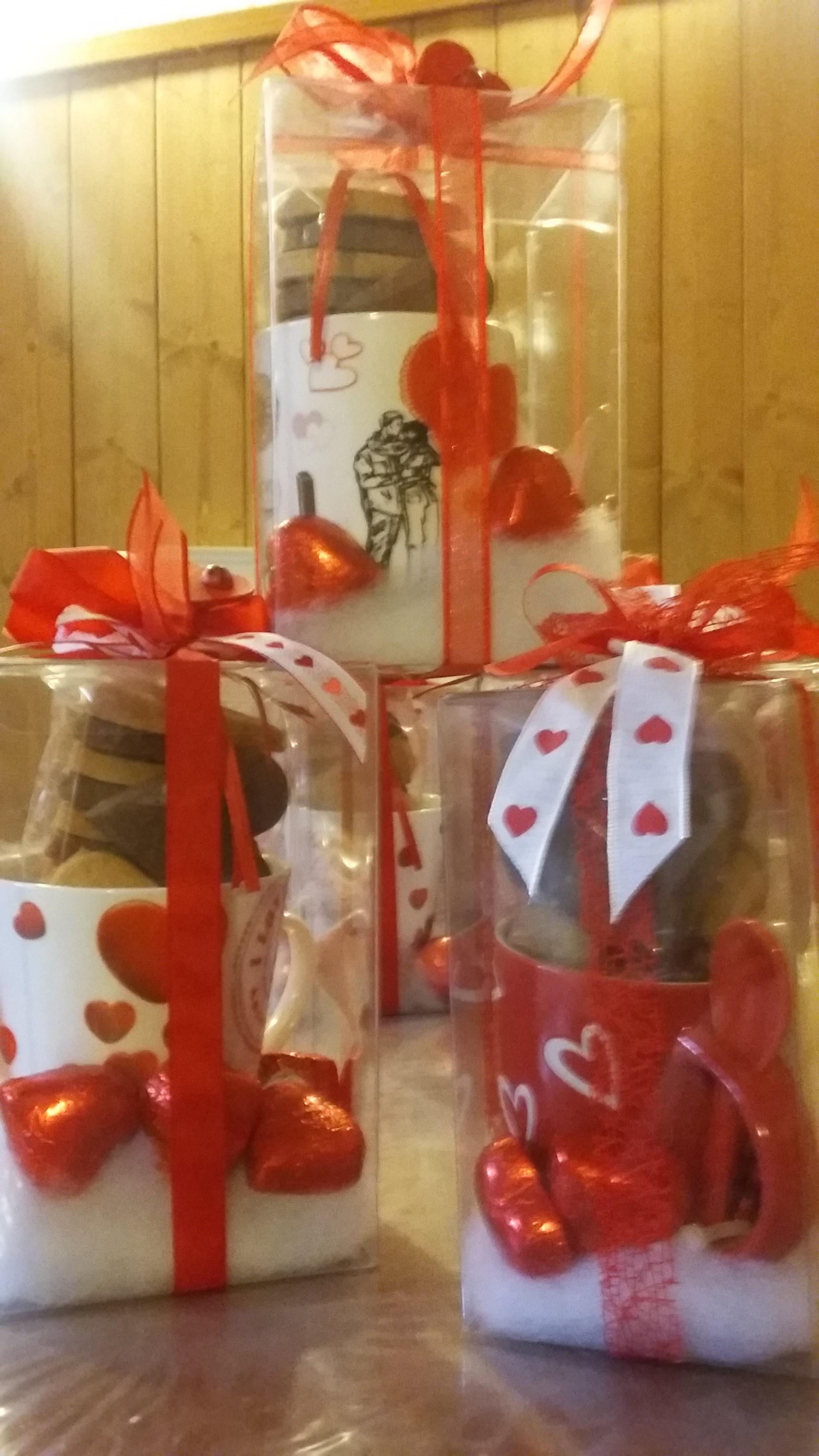 Idee Regalo per San Valentino al Laboratorio di Gianola Marta