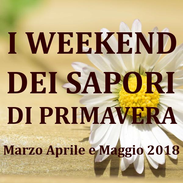 I Weekend dei Sapori di Primavera sulle Montagne del Lago di Como