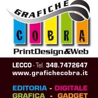 Grafiche Cobra di Rita Brambilla